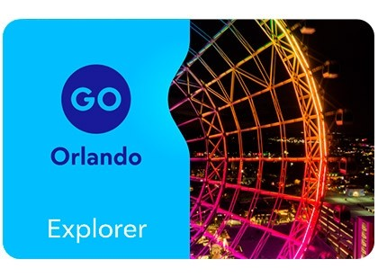 Orlando Explorer Pass - 4 opções